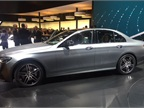 2017 Mercedes-Benz E-Class luxury sedan