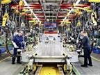 Journalists toured the Dusseldorf Sprinter plant that builds 700 vans