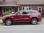The diesel Grand Cherokee could find a place with executive drivers in