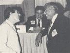 (from left) Sam Penn, Doug Brown, and Stan Chason.