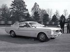 Ford sold its first Mustang on April 17, 1964 based on the T-5