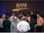 Attendees network at the 2016 NAFA Institute and Expo, the fleet