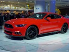 Ford redesigned the Mustang for 2015, as its pony car celebrates its