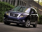 Nissan redesigned the Pathfinder so it s more aerodynamic.
