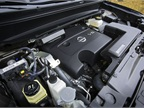 Nissan added a new 3.5L 260 hp. DOHC V-6 engine to the all-new 2013