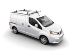 Nissan continues to offer the NV200 compact cargo van, which will be