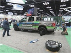 Alliance AutoGas converted a Ford F-150 using its 'plug 'n