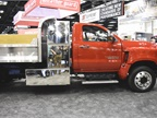 The trucks will be offered in seven wheelbase options, two trims (WT