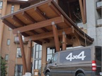 First stop: the Sutton Place Hotel at Revelstoke Mountain in British