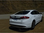 The 2017 Fusion is offered in four 4-cylinder powertrains: 1.5L