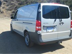 This mid-sized van goes on sale in October 2015.
