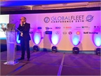 Ivor Johnson, global fleet procurement for Pfizer, presented a case