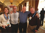 The Conference of Automotive Remarketing (CAR) was held March 18-19 at Caesars Palace in Las Vegas. The event attracted a record 700 industry stakeholders. As in past years, CAR was co-located with the International Automotive Remarketers Alliance (IARA) Spring Roundtable.