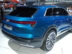 Audi s e-tron quattro concept SUV