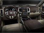 One of the interior trim options on the Ram 1500. Source: Ram Trucks