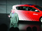 Rick Scheidt, VP, U.S. Chevrolet Marketing, debuted the 2012-MY