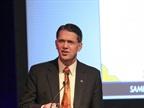 Scott Asplundh, CEO of Asplundh Tree Expert Company, presented a