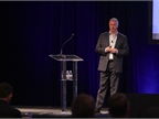 Telogis CEO Dave Cozzens gave an overview of the transformational