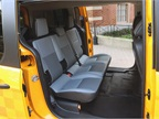 The vehicle has a lower floor in order to allow easier access to the