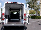 The ProMaster full-size van is ideal for delivery and other commercial