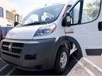 Fleets began using the ProMaster full-size van in October.