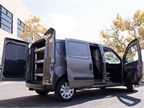 The ProMaster City will be delivered in early 2015.