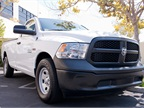 The Ram 1500 Tradesman with a regular cab could fit nicely into truck fleets with its $25,195 base price.