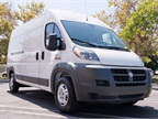 This 2500 ProMaster high-roof cargo van has a 159-inch wheelbase and