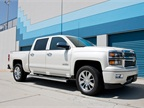 GM s Chevrolet Silverado received a redesign for the 2014 model year.