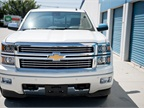 The 2014 Silverado offers a choice of three EcoTec3 engines. This