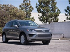 Volkswagen has been offering the Touareg since 2002. The SUV is built on an Audi/Porsche platform.