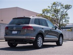 VW is offering four Touareg models in 2016, including the Sport, Sport