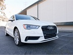 Audi offers its A3 TDI sedan in Premium, Premium Plus, and Prestige
