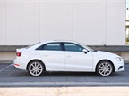 The A3 TDI starts at $29,900. This Premium Plus model retails for
