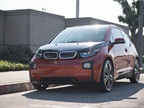 The i3 is a five-door hatchback that may appeal to fleet drivers with