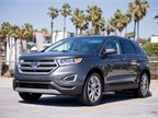 The 2015 Edge features three different engine options, including a