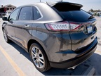 The 2015 Edge comes in four trim levels, including SE, SEL, Sport and