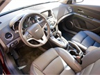 Leather interior seats have heating and cooling capability.
