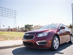 The Cruze Diesel is powered by a 2.0L turbo-diesel inline-4 paired