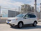 This 2016 Forester Premium includes several advanced safety features.