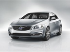 The 2014 Volvo S60 sedan features a new exerior design, interior updates, and new automatically adjusting high beam lights, among other features. Photo courtesy Volvo Cars North America.