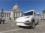 In a pilot program in the San Francisco Bay Area, four N-GEN vans will