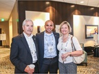 PARS  Terry Langness, Element Fleet Management s Suresh Rajapakse, and