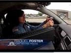 Police Face Distracted Driving Risks Too
