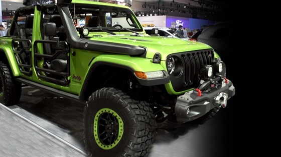 2018 Jeep Wrangler At The L A Auto Show Videos