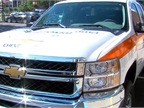 Chevrolet SIlverado Leads Disaster Relief Caravan to Oklahoma City