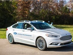 Ford's Next Autonomous Development Car