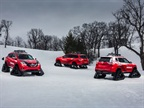 Nissan's 'Winter Warrior' Concepts