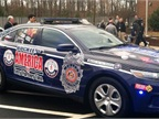 Va. Police Cruiser Wrapped in Safety Messages
