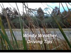 Windy Weather Driving Tips